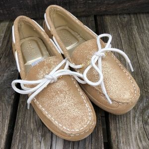 🆕List Cole Haan Gold Leather Driving Moccasin! 🆕